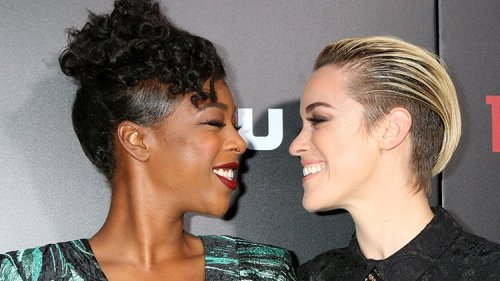 Surprise! Samira Wiley & Lauren Morelli Have a Baby Girl Together