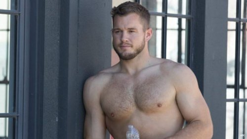 Colton Underwood Was Blackmailed Into Coming Out With Gay Spa Pics