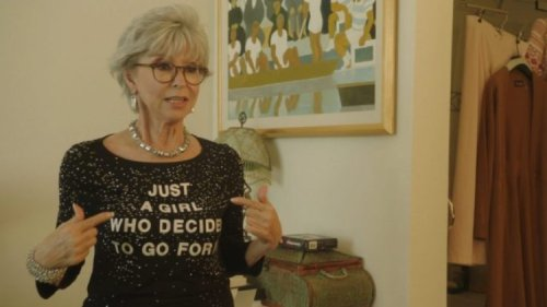 Rita Moreno Opens Up About Her New Documentary & Gay Fans