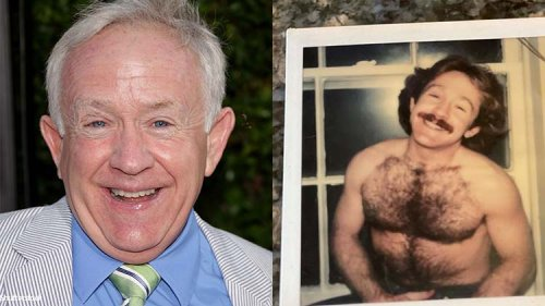 Leslie Jordan Shared Another Vintage Photo & Everyone's Thirsting