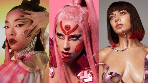 Lady Gaga Collabs With Charli XCX & Rina Sawayama Are Coming!