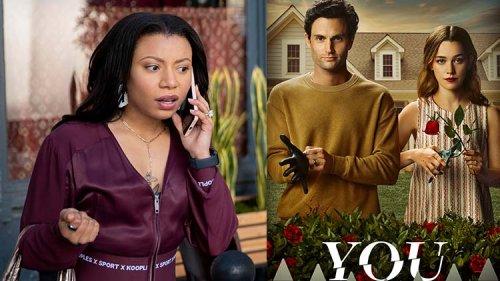 Netflix's 'You' Births a Star, Meet the Hilarious Shalita Grant