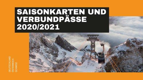 Übersicht: Ski Saisonkarten und Verbundpässe 2020/2021 | Prime Skiing