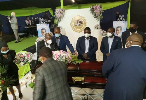 WATCH: Lufuno Mavhunga laid to rest in Limpopo today