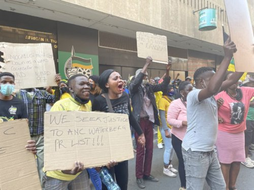 South Africa's ANC in dire straits ahead of local poll