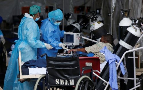 SA records 13,246 new COVID-19 infections, highest since January