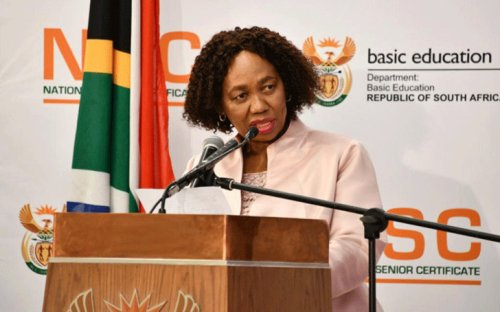 WATCH LIVE: DBE Minister Angie Motshekga briefing on the reopening of schools