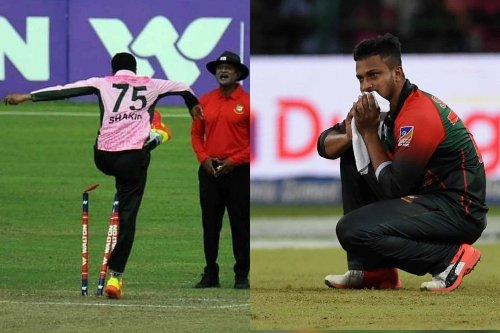 Shakib Al Hasan Punished For Misbehaving With Umpire During DPL – Report
