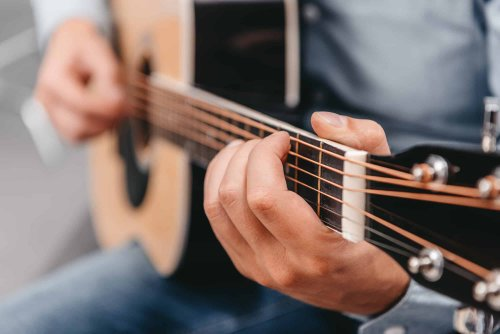 14 Basic Guitar Chords You Should Know (Illustrated Guide)