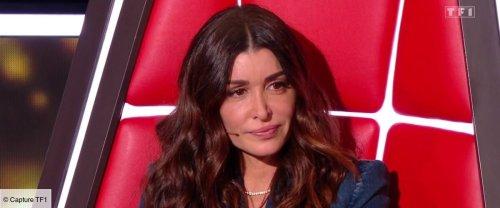 The Voice All-Stars : en larmes, Jenifer annonce qu'elle quitte The Voice !