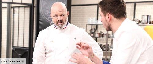 """Top Chef : comment Matthias vit-il les """"coups de pression"""" de Philippe Etchebest ? Il répond !"""
