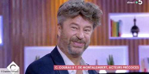 """""""Le concert hier soir, c'était formidable"""" : Thibault de Montalembert raconte ce jour où on l'a confondu avec... Benjamin Biolay ! (VIDEO)"""