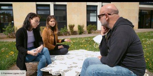 Mort sociale, jeunesse de France (LCP) : le chanteur Bernie Bonvoisin interroge des étudiants en détresse