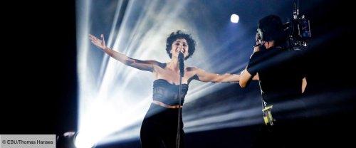 Eurovision 2021 : Barbara Pravi réagit à son résultat après avoir manqué de peu la victoire