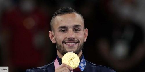 """""""Il a fait oublier à ma mère que j'étais champion olympique"""" : Steven Da Costa revient sur la promesse d'Antoine Griezmann"""