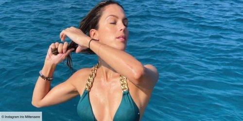 Iris Mittenaere sculpturale, Marine Lorphelin radieuse en Corse, Delphine Wespiser divine... Les Miss France en vacances (PHOTOS)