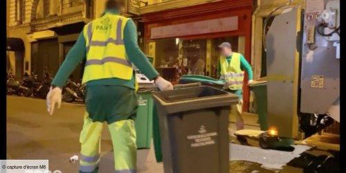 """Zone Interdite (M6) : """"inimaginable"""", """"une honte""""… le scandale des poubelles jaunes à Paris choque les internautes (VIDEO)"""