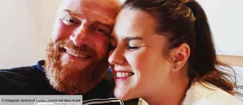 """Jérôme et Lucile (L'amour est dans le pré) se confient sur leur fille Capucine : """"Elle ressemble beaucoup à son papa..."""" - actu - Télé 2 semaines"""