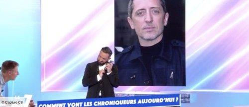 Touche pas à mon poste : Gad Elmaleh appelle Cyril Hanouna en plein direct pour une mystérieuse urgence ... (VIDEO) - actu - Télé 2 semaines