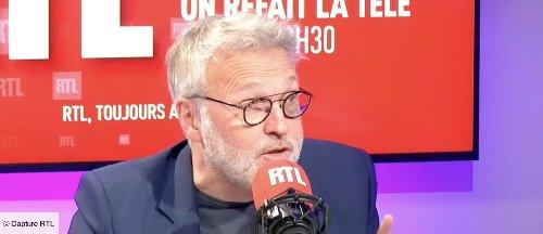 Laurent Ruquier prend la défense d'Eric Zemmour, après les accusations portées contre lui (VIDEO) - actu - Télé 2 semaines