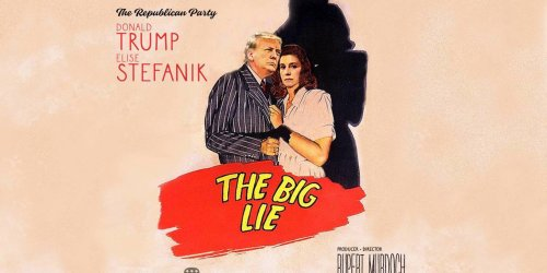 The Big Lie and Its Consequences | by Elizabeth Drew - Project Syndicate