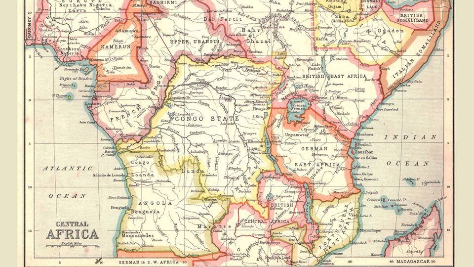 European Colonialism in Africa Is Alive by Stelios Michalopoulos & Elias Papaioannou