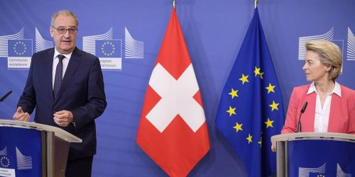 Switzerland's Brexit Moment | by Georg E. Riekeles - Project Syndicate