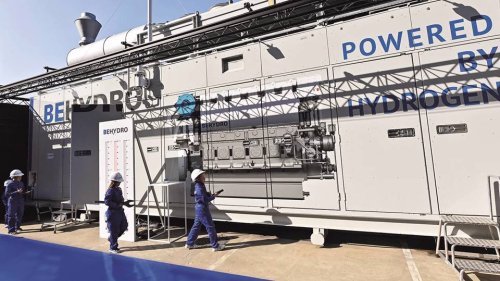 The Promise of Green Hydrogen