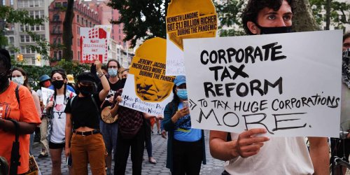 A Global Tax Deal for the Rich, Not the Poor | by José Antonio Ocampo & Tommaso Faccio - Project Syndicate