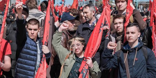 Russia's Communist Comeback | by Nina L. Khrushcheva - Project Syndicate