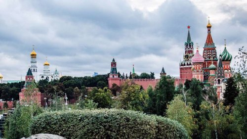 The Greening of the Kremlin