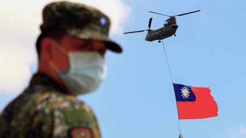 Saving Taiwan