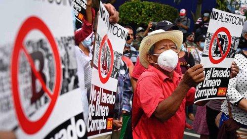 El Salvador's Bitcoin Folly