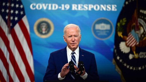 President Biden, Support a People's Vaccine