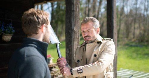 """""""Sturm der Liebe"""": """"Florian"""" erpresst seinen Bruder - gibt """"Erik"""" auf?"""