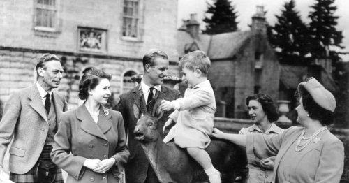 Erster Vatertag ohne Prinz Philip: Süße Botschaften der Royals