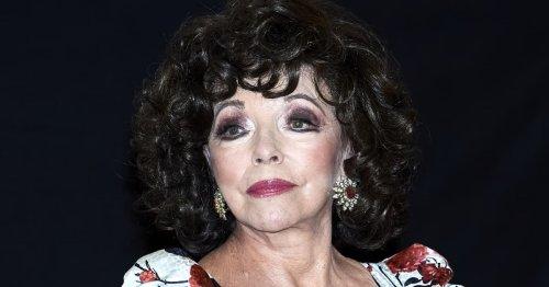 """Emotionale Worte: """"Denver Clan""""-Star Joan Collins spricht zum ersten Mal über ihre Abtreibung"""