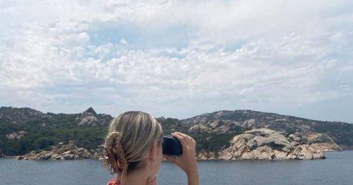 Im raffinierten Bikini: Leni Klum zeigt ihre mega Figur
