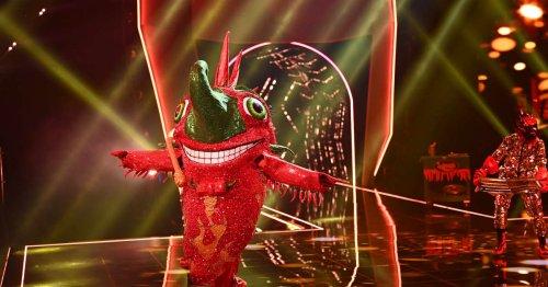 """""""The Masked Singer"""": Dieser Promi steckt unter der Chili"""