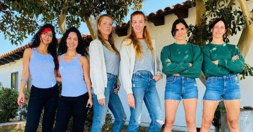 Verwirrendes Foto: NCIS: L.A.-Stars posieren mit Doppelgängern