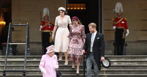 Verbringen Harry & Meghan mit diesen Royals Weihnachten?