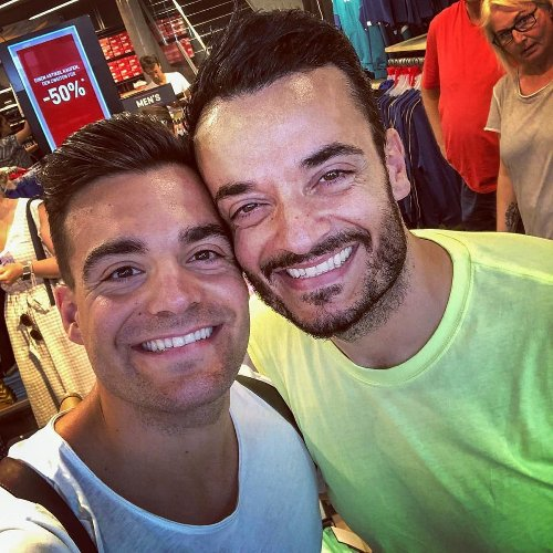 Giovanni und Stefano Zarrella: So sahen sie als Kinder aus
