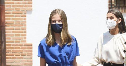 Prinzessin Leonor schließt die Schule ab – so geht es weiter