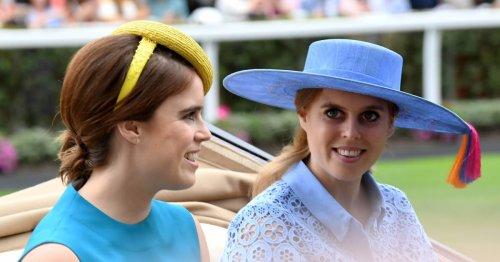 Diese besondere Überraschung bekam Queen von Beatrice und Eugenie