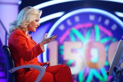 """""""Wer wird Millionär?"""": Evelyn Burdecki und die Fünf-Euro-Frage"""