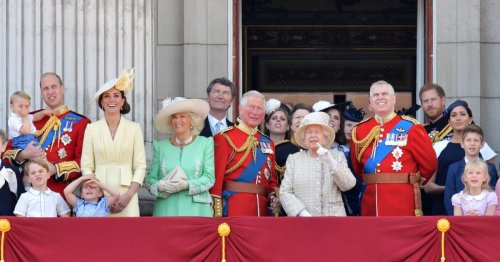 Alle bis auf Harry und Meghan: So gratulieren die Royals Prinz George zum Geburtstag