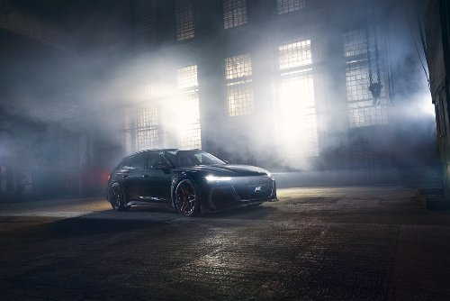 ABT's most exclusive road car to date
