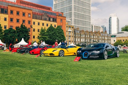London Concours closes its gates after a spectacular third day which successfully launched the event's inaugural 'Supercar Day'