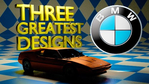 BMW's THREE GREATEST DESIGNS & how their recent designs have lost their way!- Frank Stephenson