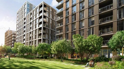 Windsor Apartments in Battersea Available with Shared Ownership
